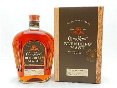 Whisky Crown Royal Blenders Mash 40% 1l