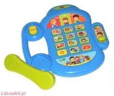 Telefon rodzinka Halo Kto mówi SMILY Play 80835