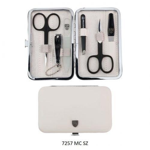 Zestaw do paznokci w białym etui 7257 MC-SZ