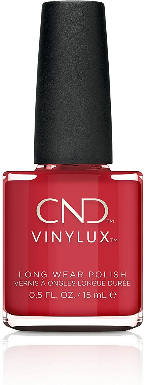 CND Vinylux Rouge red nr 143, 1 opakowanie (1 x 15 ml)