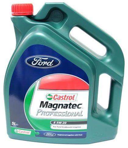 olej silnikowy Castrol Magnatec Professional 5w20 - 5L  151A95