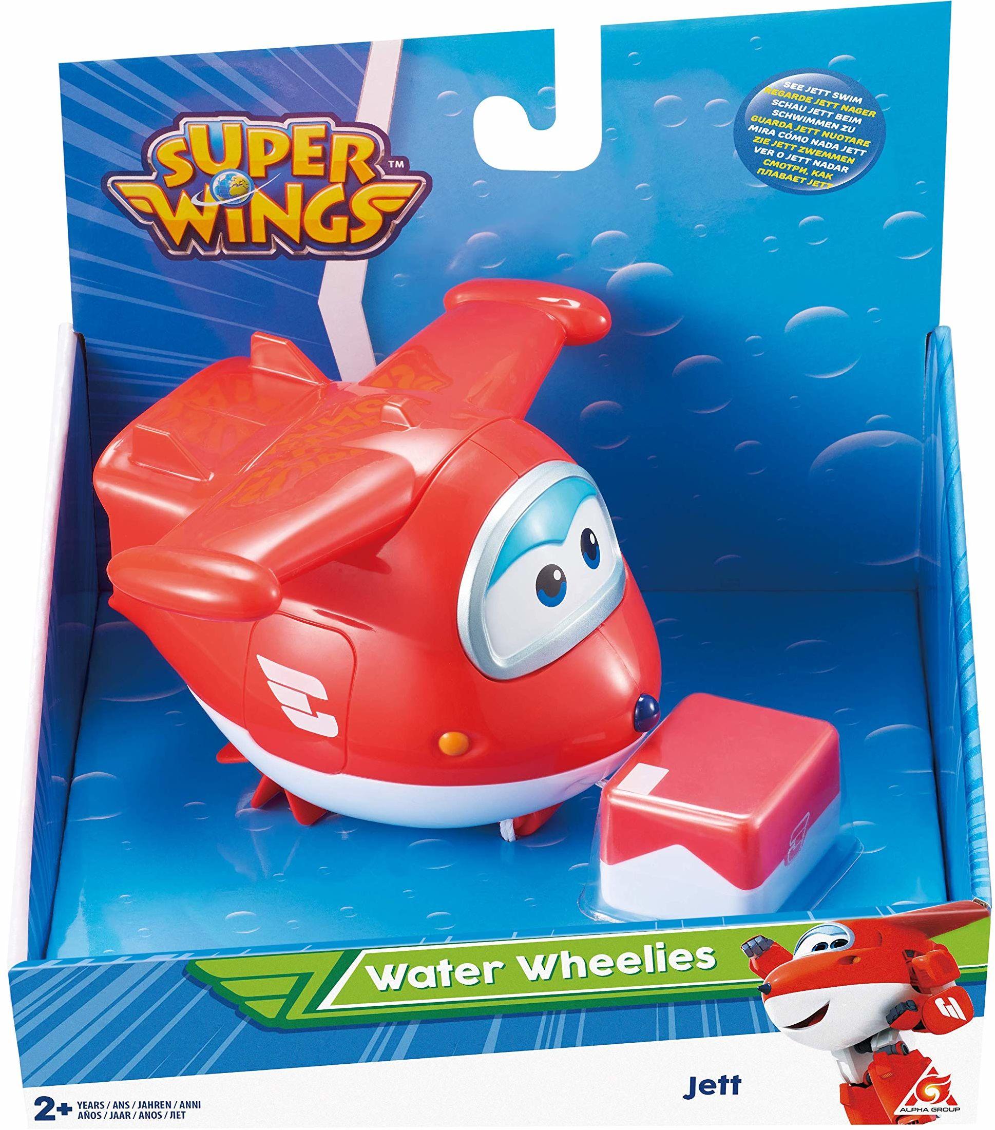 Super Wings EU721111 EU72111-Water Wheelies Jett