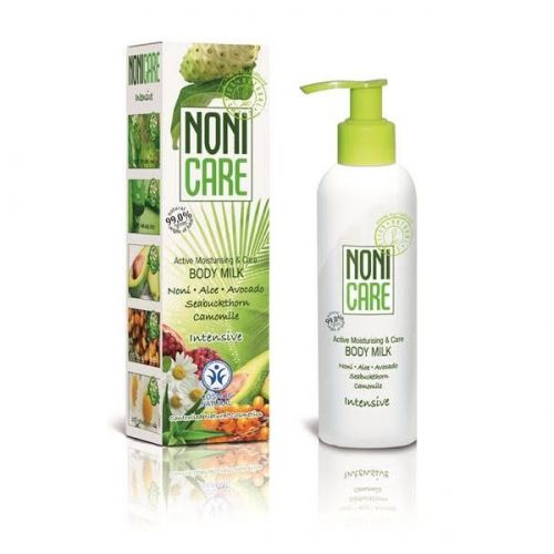 Nawilżające mleczko do ciała Intensive Noni Care, 200 ml