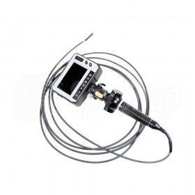 Kamera inspekcyjna z sondą 6 mm i 2-kierunkową artykulacją VEPsA Optec, Wersja - 2-way, 4 m