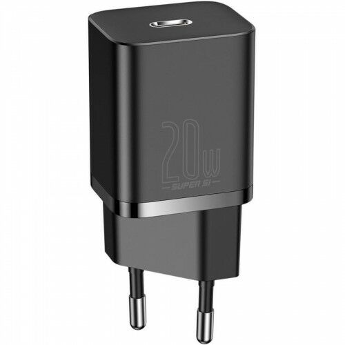 Ładowarka sieciowa Baseus Super Si USB-C 20W, czarna