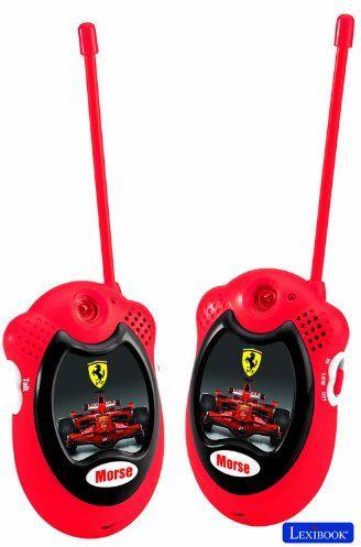 Ferrari Walkie-Talkies
