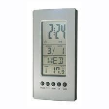 Zegar LCD z termometrem #EM302
