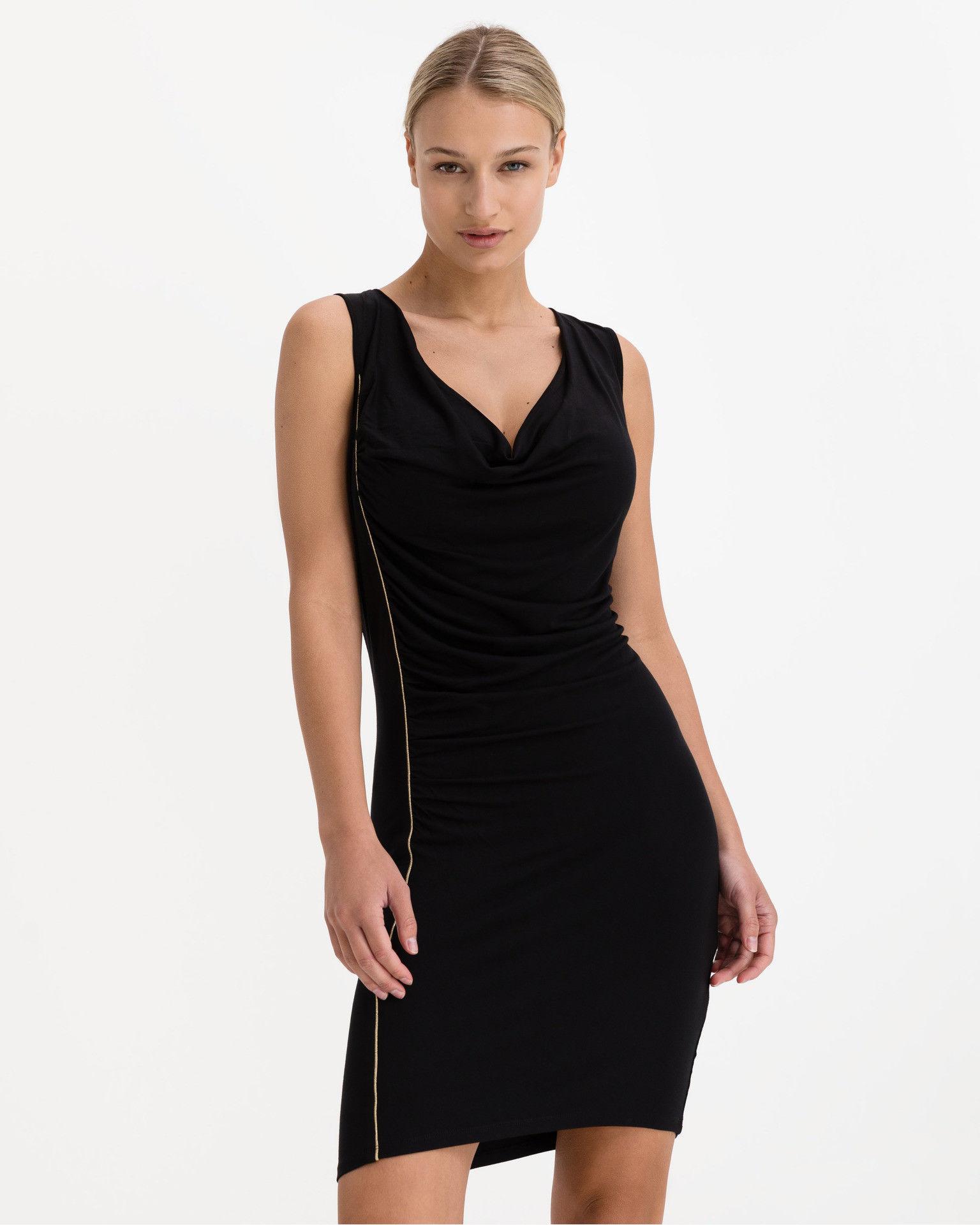 Liu Jo czarny sukienka