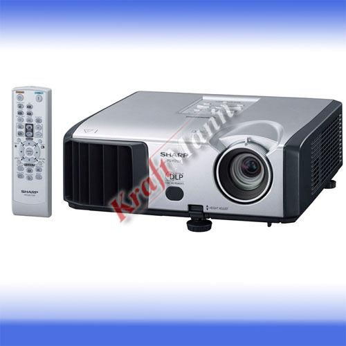 Projektor Sharp PG-F212XL + UCHWYT i KABEL HDMI GRATIS !!! MOŻLIWOŚĆ NEGOCJACJI  Odbiór Salon WA-WA lub Kurier 24H. Zadzwoń i Zamów: 888-111-321 !!!