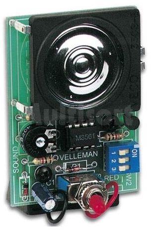 Generator dźwięku syreny (do montażu)
