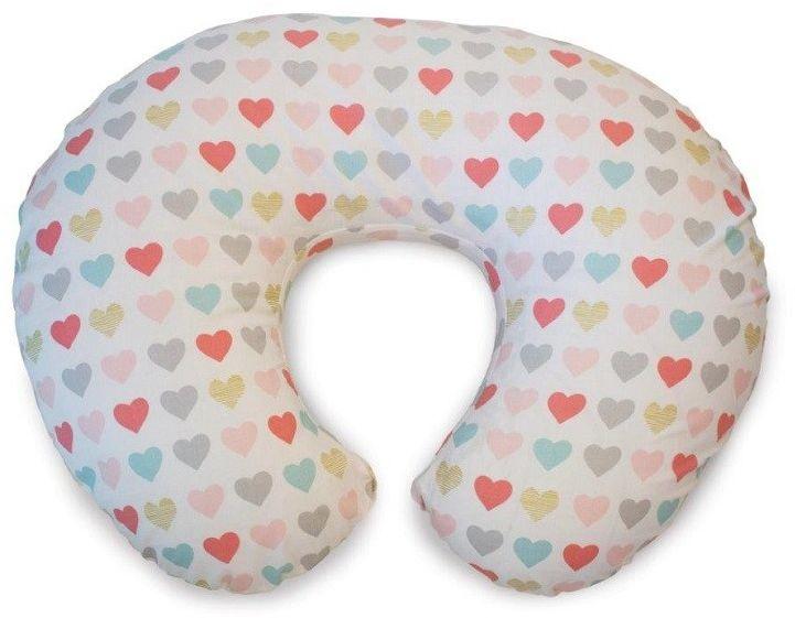 Chicco Boppy-Biała Hearts Różne kolory i wzory