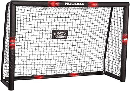 Hudora Pro Tect bramka do piłki nożnej, dla dzieci i dorosłych wielokolorowa wielokolorowa 240x160 cm