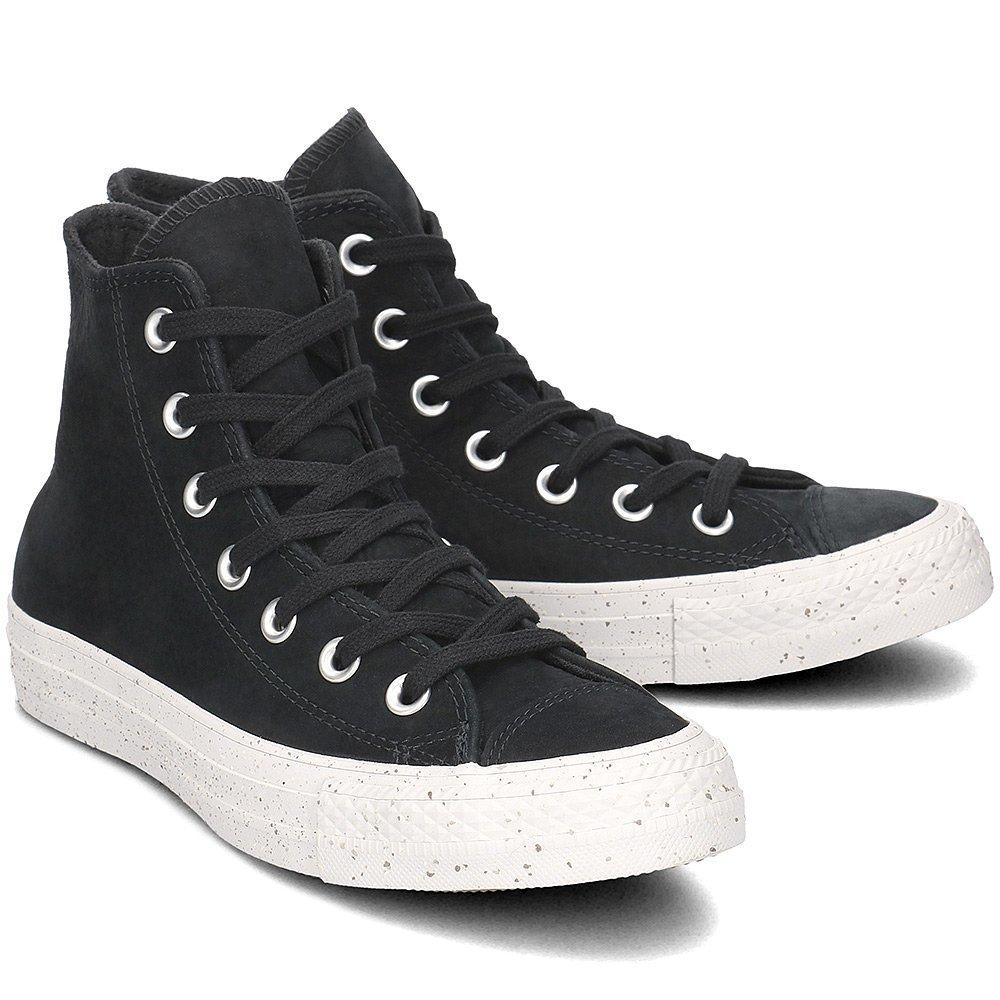 Converse Chuck Taylor All Star Hi - Trampki Unisex - 157524C - Czarny