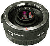 Sigma APO Telekonwerter 1.4x EX DG (Canon)