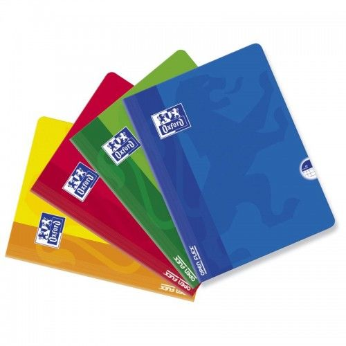 Zeszyt OXFORD OPENFLEX A4 / 60 kartek linia, okładka PP 400106956