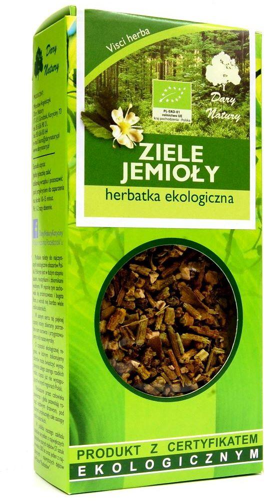 Herbatka ziele jemioły bio 50 g - dary natury