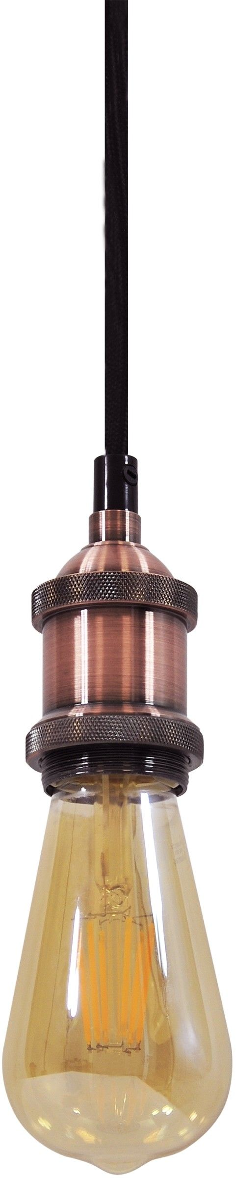 Lampa wisząca 1x20W E27 LED 309020 MIO NOLA POLUX/SANICO