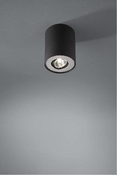 ===WYSYŁKA 48H == PILLAR 56330/30/pn LAMPA PHILIPS czarna lampa natynkowa tubka