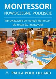 Montessori Nowoczesne podejście ZAKŁADKA DO KSIĄŻEK GRATIS DO KAŻDEGO ZAMÓWIENIA