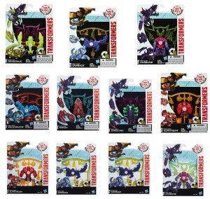 Hasbro B0763 Transformers Minicony