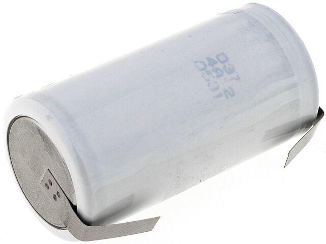 Akumulator R14(C) 1,2V Ni-Cd 2500mAh blaszki wysokotemp