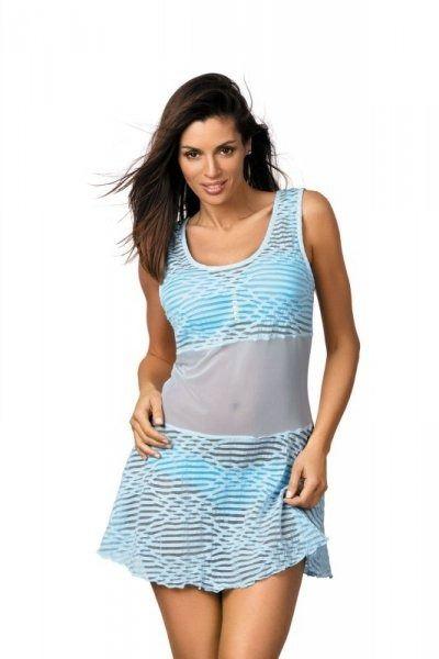 Marko vivian fata-bianco m-414 (6) sukienka plażowa