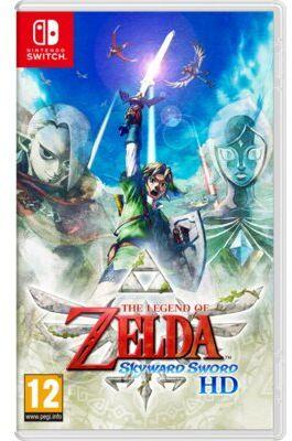 Gra Nintendo Switch The Legend of Zelda: Skyward Sword HD