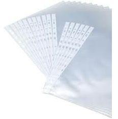 Koszulki foliowe krystaliczne A4 (100 szt.) (KOSZ_KR/100)