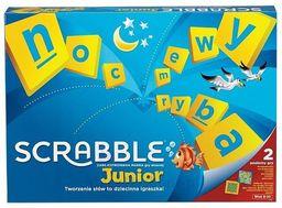 Gra. Scrabble Junior ZAKŁADKA DO KSIĄŻEK GRATIS DO KAŻDEGO ZAMÓWIENIA