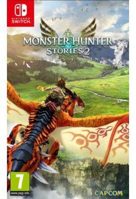 Gra Nintendo Switch Monster Hunter Stories 2: Wings of Ruin. > DARMOWA DOSTAWA ODBIÓR W 29 MIN DOGODNE RATY