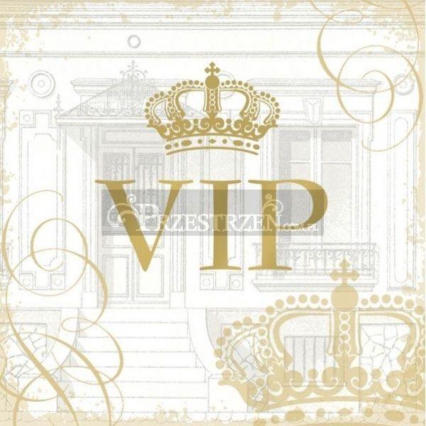 SERWETKI PAPIEROWE - VIP Gold