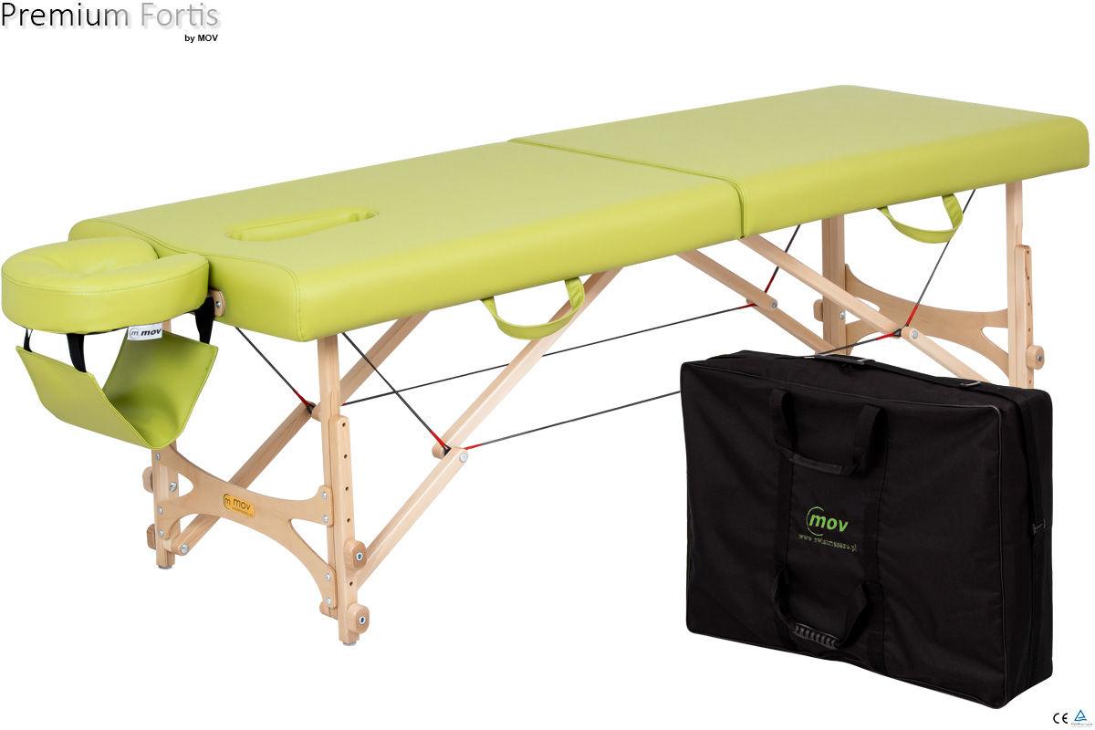 Składany stół do masażu PREMIUM Fortis