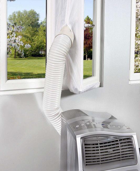 Uszczelka okienna do klimatyzatora przenośnego ** ODBIÓR OD RĘKI ** WYSYŁKA EKSPRES! **