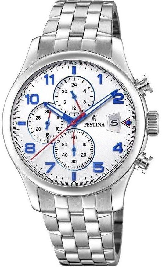 Zegarek Festina F20374-4 Chrono Sport - CENA DO NEGOCJACJI - DOSTAWA DHL GRATIS, KUPUJ BEZ RYZYKA - 100 dni na zwrot, możliwość wygrawerowania dowolnego tekstu.