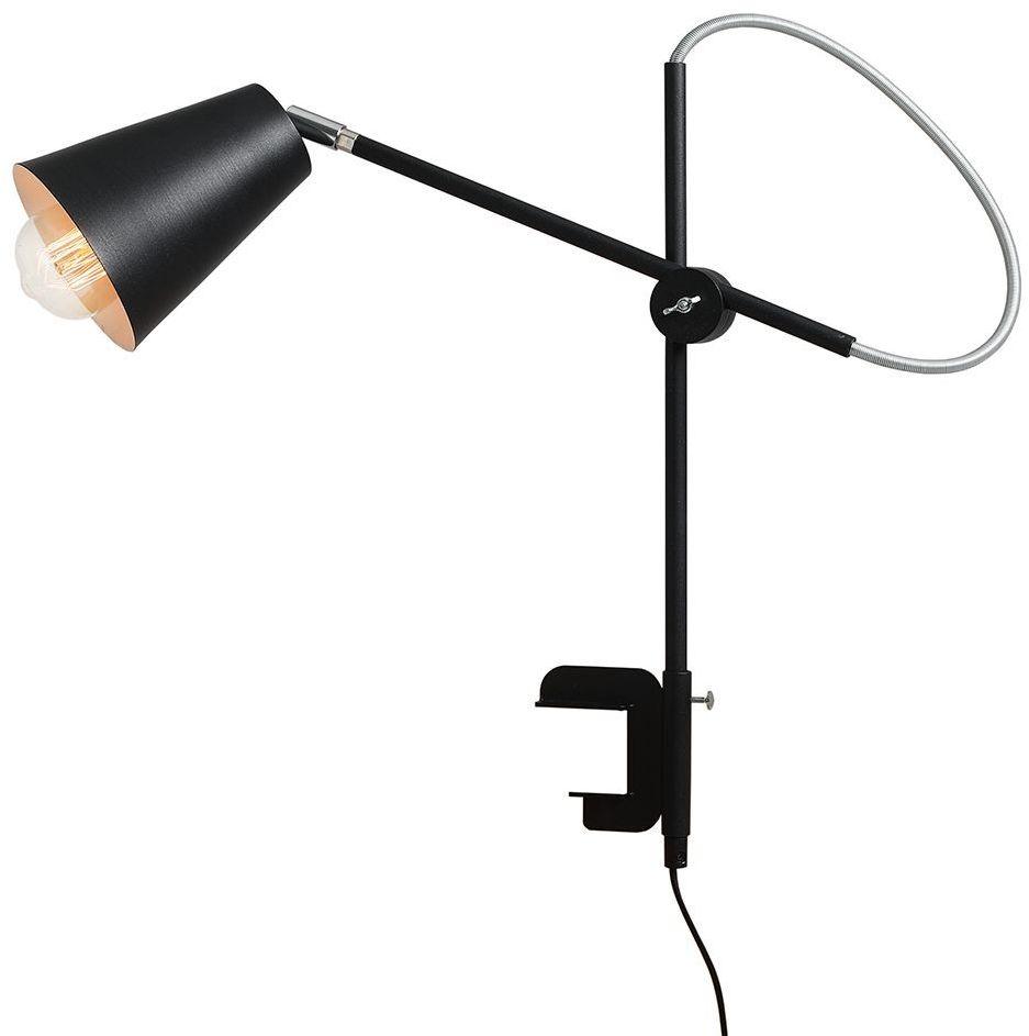 Arte lampka biurkowa czarna 1008B1/U - Aldex // Rabaty w koszyku i darmowa dostawa od 299zł !