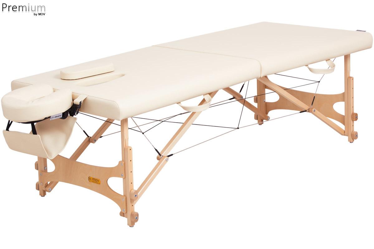 Składany stół do masażu PREMIUM Pro 80