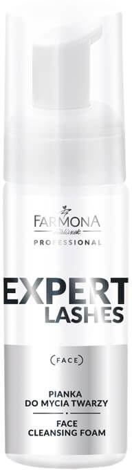 Pianka do mycia twarzy Farmona Expert Lashes 150 ml