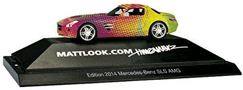 Herpa 101929 - Mercedes-Benz SLS AMG