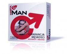 Hasta Man, szybka i pewna erekcja