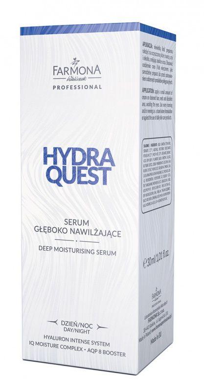 HYDRA QUEST Serum głęboko nawilżąjace 30ml