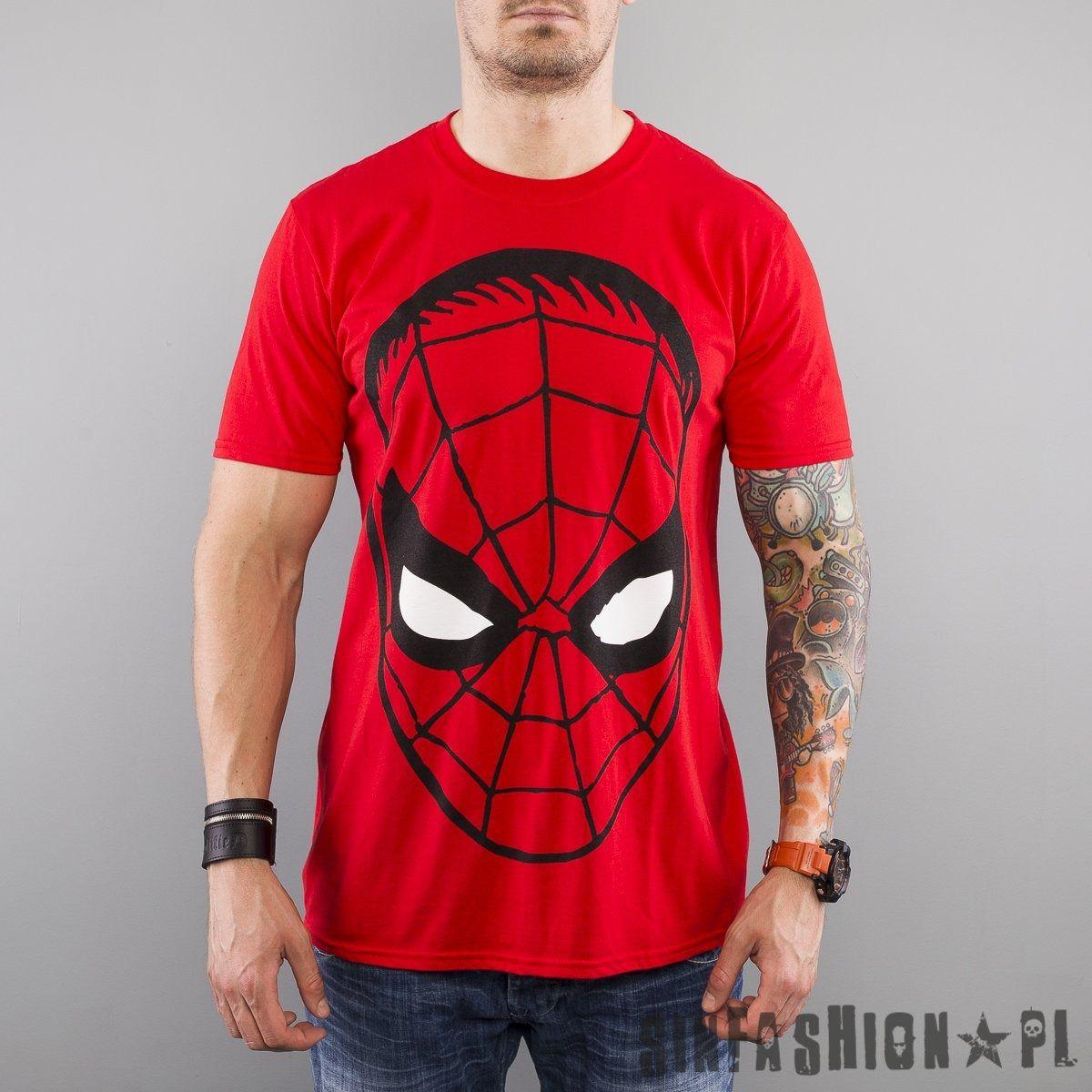 Koszulka marvel - spiderman