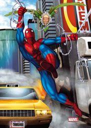 Clementoni Puzzle dla dzieci, 60 sztuk, Spiderman 26776