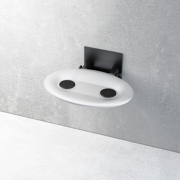 Ravak siedzisko prysznicowe Ovo P Opal/czarne B8F0000043 wysyłka 24h