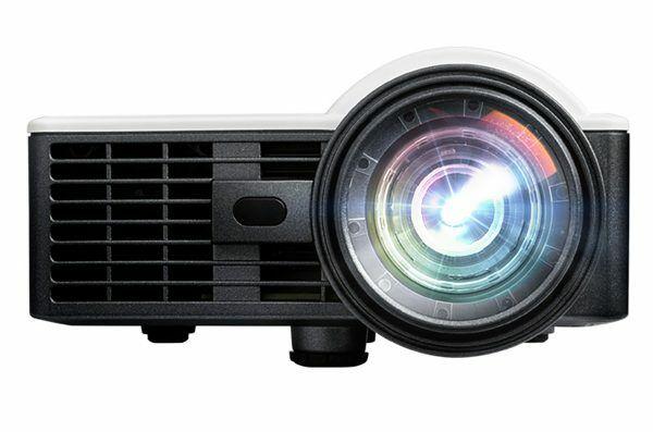 Projektor Optoma ML1050ST+ + UCHWYTorazKABEL HDMI GRATIS !!! MOŻLIWOŚĆ NEGOCJACJI  Odbiór Salon WA-WA lub Kurier 24H. Zadzwoń i Zamów: 888-111-321 !!!