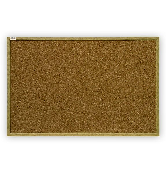 Tablica korkowa 2X3 w ramie MDF 120 X 90 cm - X04222