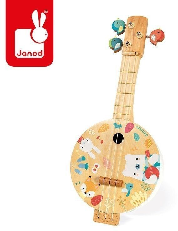 Banjo pure, janod