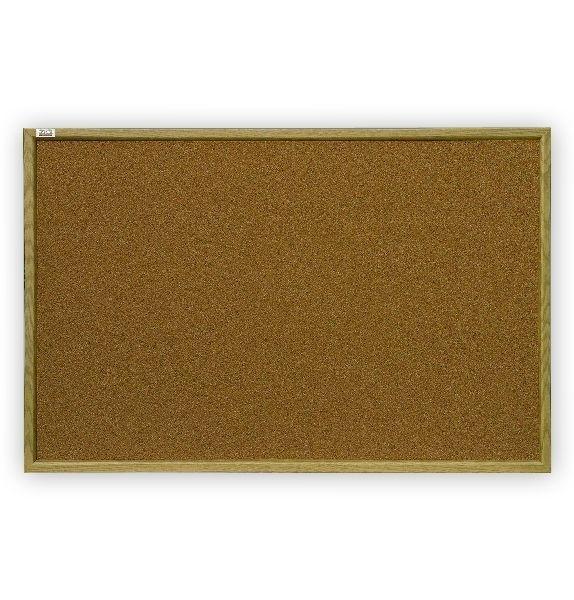 Tablica korkowa 2X3 w ramie MDF 150 X 100 cm - X04206