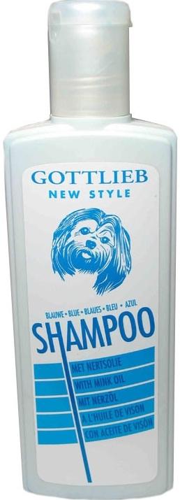 GOTTLIEB NIEBIESKI szampon