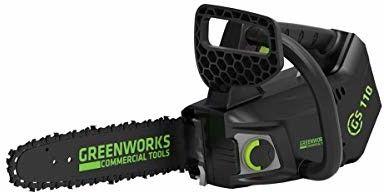 Greenworks Pilarka akumulatorowa z uchwytem górnym GD40TCS 40V (GR 2003807) --- OFICJALNY SKLEP Greenworks Tools