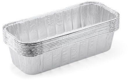 Aluminiowe miski ociekowe (10 szt.) do grilli Summit Weber (6498) --- CERTYFIKOWANY PARTNER Weber WORLD